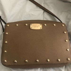 Michael Kors studded crossbody